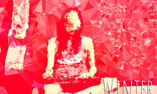 Winter Wonderland Album Cover 2